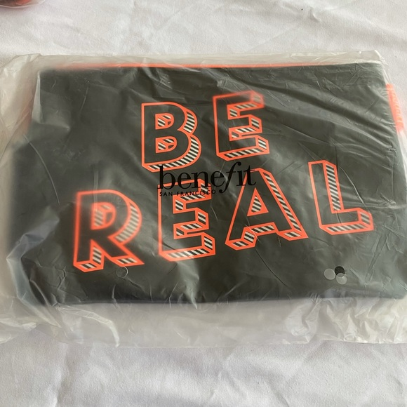Benefit Be Real make up Pouch